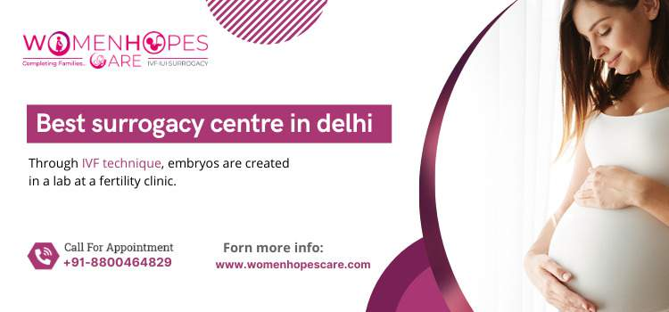 BEST SURROGACY CENTRES IN DELHI WITH HIGH SUCCESS RATE